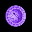 BARON round box C Trial top.stl Télécharger fichier STL gratuit BARON BOÎTE RONDE C • Plan pour impression 3D, Glamarune