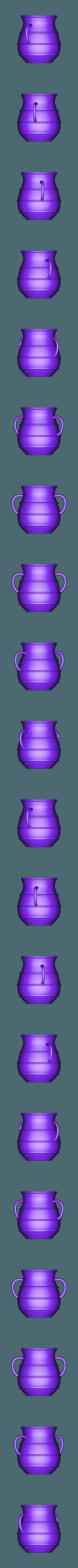 BARON round box C Trial base.stl Télécharger fichier STL gratuit BARON BOÎTE RONDE C • Plan pour impression 3D, Glamarune