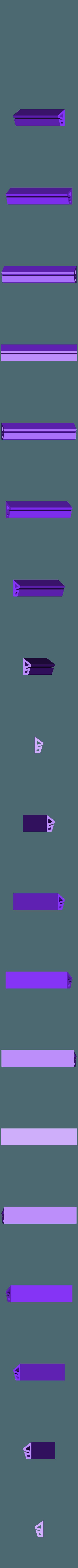 card_holder_125mm.stl Télécharger fichier STL gratuit Porte-cartes • Plan pour imprimante 3D, Palasestia