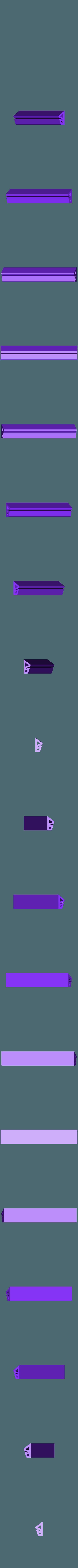 card_holder_15cm.stl Télécharger fichier STL gratuit Porte-cartes • Plan pour imprimante 3D, Palasestia