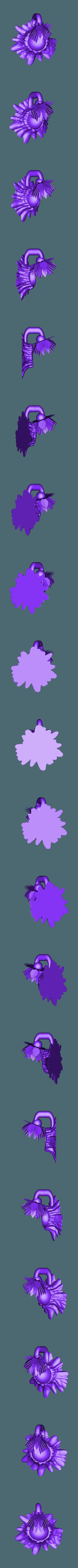 Flower Fountain (2).stl Télécharger fichier STL gratuit Fontaine à fleurs • Plan pour impression 3D, MinerBatman