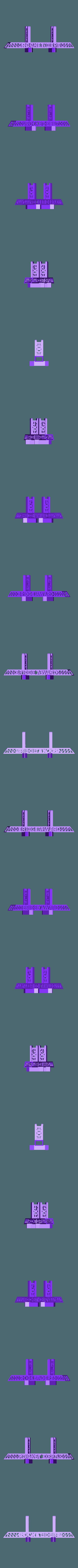 RocketBridge.stl Télécharger fichier STL gratuit Prix Tower Bridge • Modèle pour imprimante 3D, Palasestia