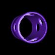 pink_cup_holder3.STL Download free STL file paper cup holders • 3D printer model, Baldshall