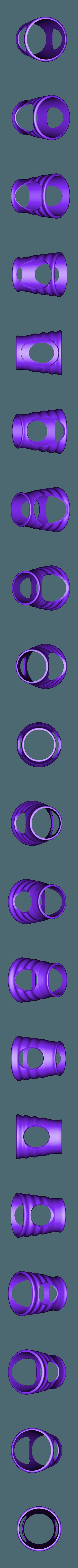 pink_cup_holder.STL Download free STL file paper cup holders • 3D printer model, Baldshall