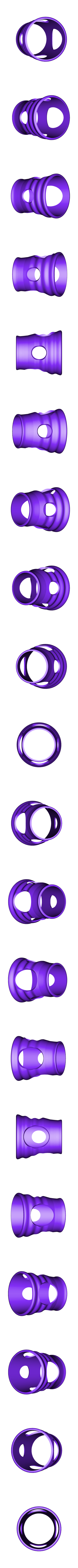 pink_cup_holder2.STL Download free STL file paper cup holders • 3D printer model, Baldshall