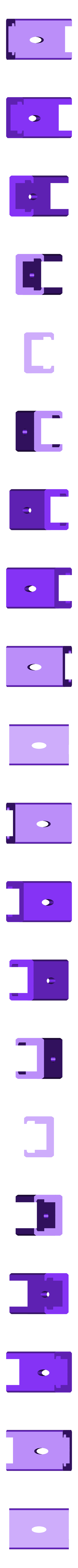 iphonesnoozealarmdock_fixed.stl Download free STL file iPhone Alarm Dock • 3D printable template, Ilourray