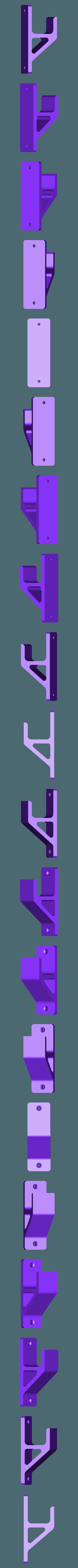 Schraubzwingehalter-klein.STL Descargar archivo STL gratis Schraubzwingenhalter / Soporte de abrazadera de tornillo • Diseño para imprimir en 3D, Chileo