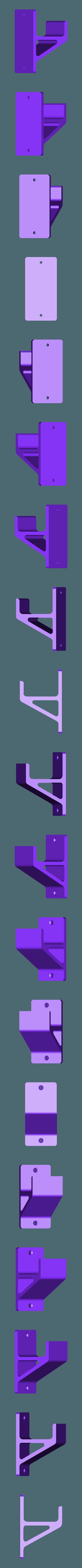 Schraubzwingehalter-gross.STL Descargar archivo STL gratis Schraubzwingenhalter / Soporte de abrazadera de tornillo • Diseño para imprimir en 3D, Chileo