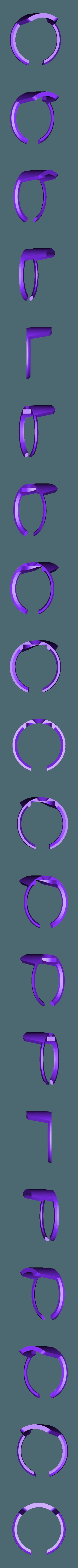speaker-clip.stl Télécharger fichier STL gratuit Etai Light Up • Modèle pour impression 3D, Adafruit