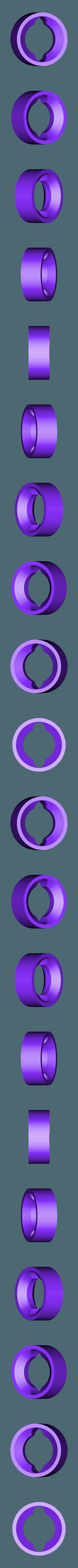 bat-holder.stl Télécharger fichier STL gratuit Etai Light Up • Modèle pour impression 3D, Adafruit