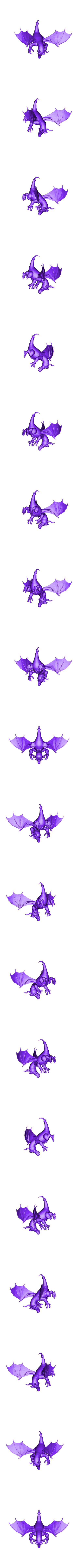 Dragonio.stl Télécharger fichier STL gratuit Dragonio - The Little Big Dragon • Objet pour impression 3D, StilTeg