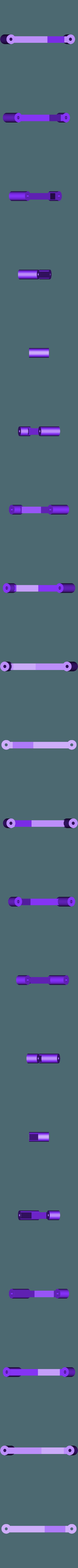 DoorHinge.upper.stl Télécharger fichier STL gratuit Charnière de porte de voûte à retombées et base creuse, remixé • Design à imprimer en 3D, FelixTheCrazy