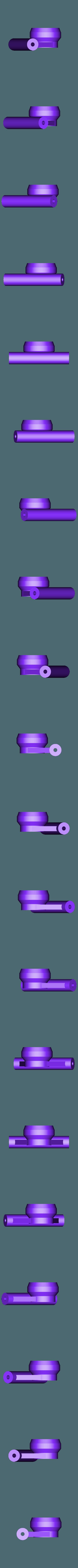 DoorHinge.door.stl Télécharger fichier STL gratuit Charnière de porte de voûte à retombées et base creuse, remixé • Design à imprimer en 3D, FelixTheCrazy