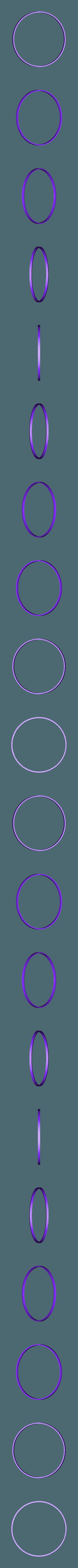 VaultbaseRing.stl Télécharger fichier STL gratuit Charnière de porte de voûte à retombées et base creuse, remixé • Design à imprimer en 3D, FelixTheCrazy