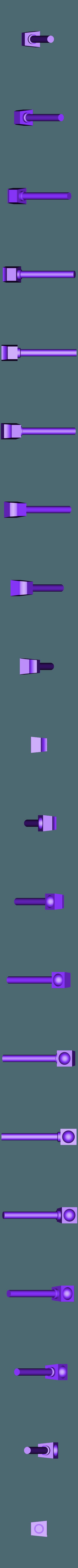 PistonRodLong.stl Télécharger fichier STL gratuit Pistons ajustables pour les types de soldats interstellaires chez les chiens de guerre géants • Objet imprimable en 3D, FelixTheCrazy