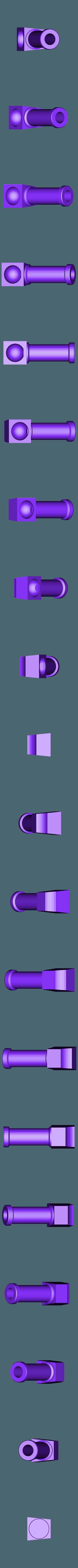 PistonBarrelShort.stl Télécharger fichier STL gratuit Pistons ajustables pour les types de soldats interstellaires chez les chiens de guerre géants • Objet imprimable en 3D, FelixTheCrazy
