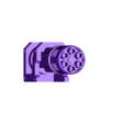 ChainGunBarrel_v1.1.stl Download free STL file Chaingun, more pew-pew for you-you • Object to 3D print, FelixTheCrazy