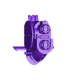 SpeederFuselageRear.stl Download free STL file Angry Air - Frugal Displeased Soldier Deployment Vessel • 3D printing model, FelixTheCrazy