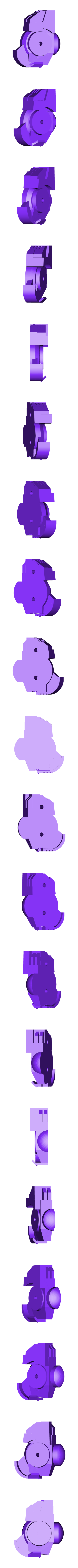 Print-PelvisR.stl Download free STL file Windup Automated Mausoleum for Nearly Dead Oversized Interstellar Jarheads • 3D printable template, FelixTheCrazy