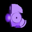 Print-PelvisL.stl Download free STL file Windup Automated Mausoleum for Nearly Dead Oversized Interstellar Jarheads • 3D printable template, FelixTheCrazy