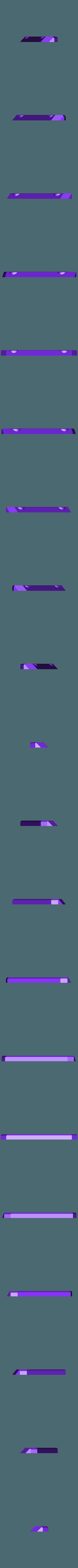 Board v1.stl Télécharger fichier STL gratuit Le casse-tête du paracord perplexe • Modèle pour imprimante 3D, PrecisionPrintingTN