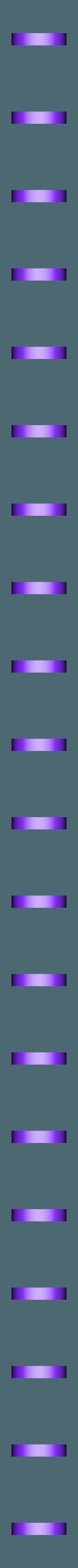 Ring v1.stl Télécharger fichier STL gratuit Le casse-tête du paracord perplexe • Modèle pour imprimante 3D, PrecisionPrintingTN