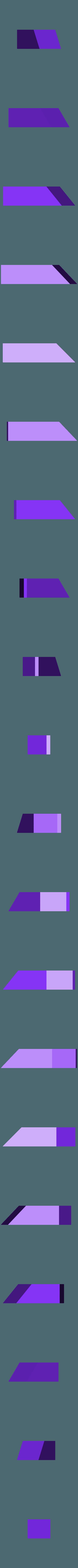 String End v1.stl Télécharger fichier STL gratuit Le casse-tête du paracord perplexe • Modèle pour imprimante 3D, PrecisionPrintingTN