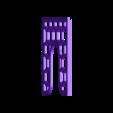 Bottom_Right.stl Download free STL file Stackable Toilet Paper Dispenser • 3D printing template, Osprey