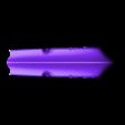 mekleth_print_small-blade.stl Download OBJ file Klingon Mek'leth - Star Trek • Model to 3D print, 3D-mon