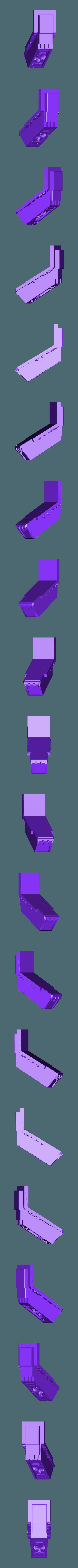 head.stl Download free STL file Super Breaking and Entering Boxy Robot • 3D printer model, bentanweihao