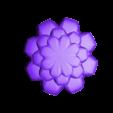 flower.stl Télécharger fichier STL gratuit Bouteille de bulles à savon Cactus Réutilisable • Objet imprimable en 3D, fewlings