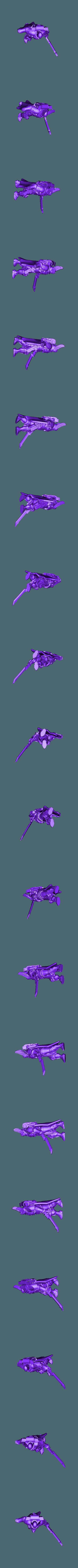 Legion_Master_repaired.stl Download free STL file Legion Master - The Phoenician • 3D print template, ThatEvilOne