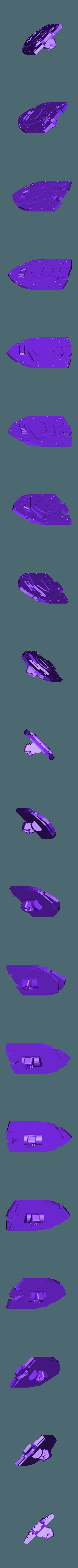 Shield.stl Download free STL file Legion Elites - 7th Legion Vigil Wardens • Design to 3D print, ThatEvilOne