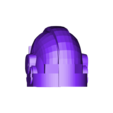 Head_repaired.stl Download free STL file 1000 Followers! 3rd Legion - FireBird Terminators • 3D printing model, ThatEvilOne