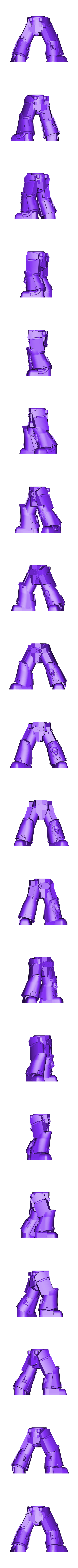 legs_4_repaired.stl Download free STL file 1000 Followers! 3rd Legion - FireBird Terminators • 3D printing model, ThatEvilOne