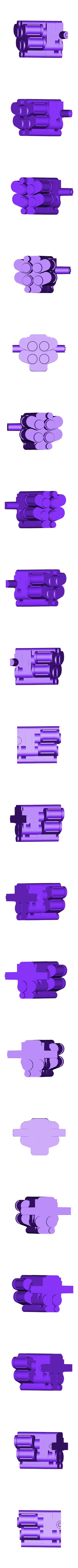 Wyvern_Thudd_gun_B_repaired.stl Download free STL file Tyrant's Legion - Wyvern • Template to 3D print, ThatEvilOne