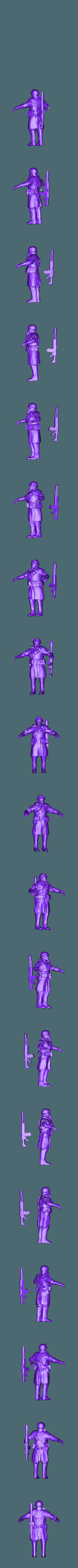 ThatEvilOnes_Printable_Steel_Legion_Scion_Base.obj Download free OBJ file Community Guardsmen Project Hub • Design to 3D print, ThatEvilOne