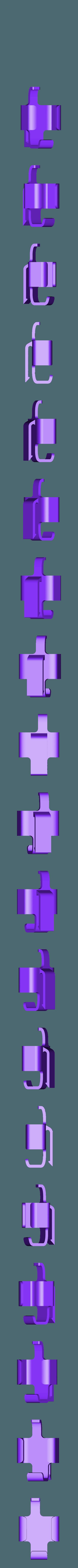 OnePiece_SmartkeyBeltClip.stl Télécharger fichier STL gratuit Clip de ceinture pour Prius Smartkey (étui) • Plan pour impression 3D, Djindra