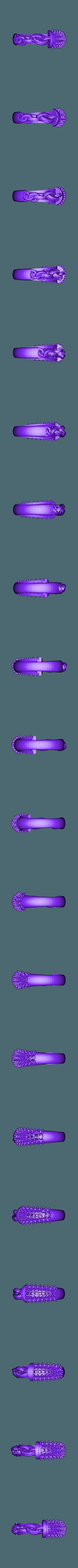 Obj.obj Télécharger fichier OBJ gratuit Bague de Chaîne avec Pierres Gemmes • Design pour impression 3D, Khatri3D