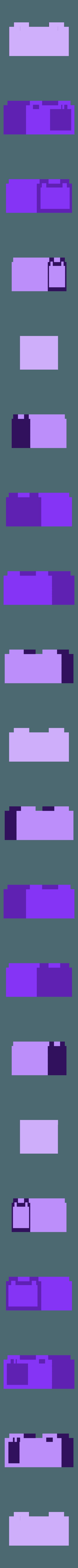 3s_protect.stl Télécharger fichier OBJ gratuit Capuchons de connecteurs d'équilibrage 3S et 4S - JST-XH • Modèle à imprimer en 3D, LydiaPy