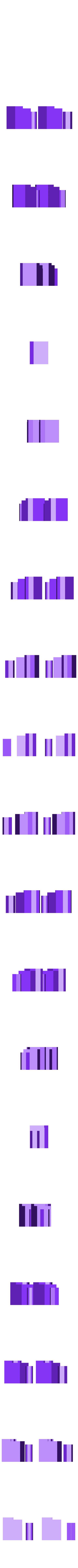 xt60_holder.obj Télécharger fichier OBJ gratuit Support XT60 pour ZMR250 • Design pour imprimante 3D, LydiaPy