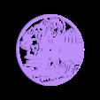 regreso_reloj.stl Télécharger fichier STL gratuit Horloge Retour vers le futur • Plan pour impression 3D, 3dlito