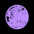 regreso_reloj_fixed.stl Télécharger fichier STL gratuit Horloge Retour vers le futur • Plan pour impression 3D, 3dlito