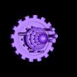 Eagles_Nest_STL.stl Télécharger fichier OBJ gratuit Nid d'aigle - Jeu de trônes • Design pour imprimante 3D, 3D-mon