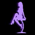 18.stl Télécharger fichier STL Pack Silhouette Sexy • Objet imprimable en 3D, CarlCreates