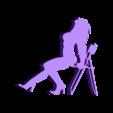 15.stl Télécharger fichier STL Pack Silhouette Sexy • Objet imprimable en 3D, CarlCreates