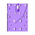 Carriage_Titan_Direct_modular_-__Baseplate.stl Download free STL file ANET A8 E3DV6 Titan Direct Drive X Carriage • 3D printer object, Richard90