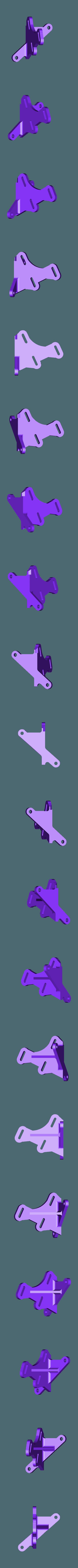 Carriage_Titan_Direct_modular_-__Fan_holder.stl Download free STL file ANET A8 E3DV6 Titan Direct Drive X Carriage • 3D printer object, Richard90