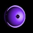 Earth_lower.stl Télécharger fichier STL gratuit Système solaire intérieur • Objet pour imprimante 3D, Richard90