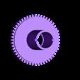 Mars_Gear.stl Télécharger fichier STL gratuit Système solaire intérieur • Objet pour imprimante 3D, Richard90